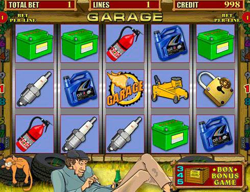 Ігрові автомати windjammer