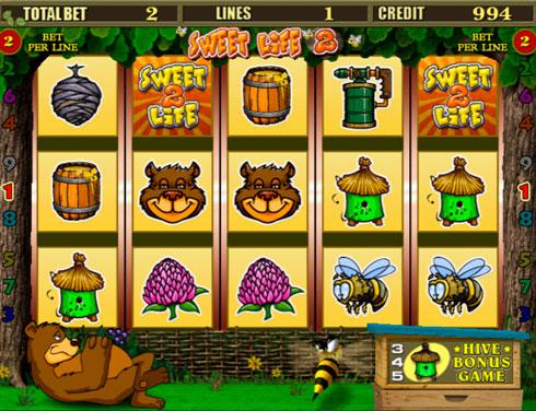 Ігровий автомат Sweet Life 2 на гроші в клубі Вулкан