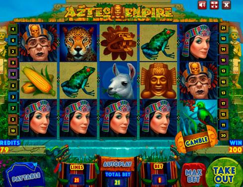 Казино Вулкан грати на реальні гроші Aztec Empire