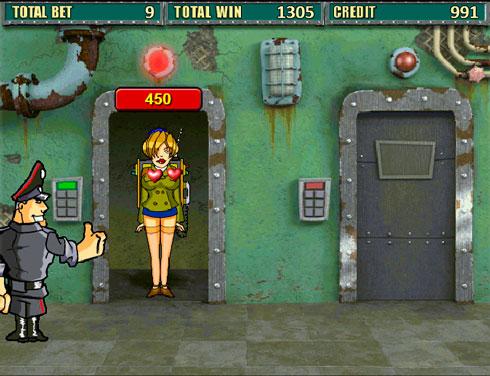Прибуткова бонус гра на автоматі Resident